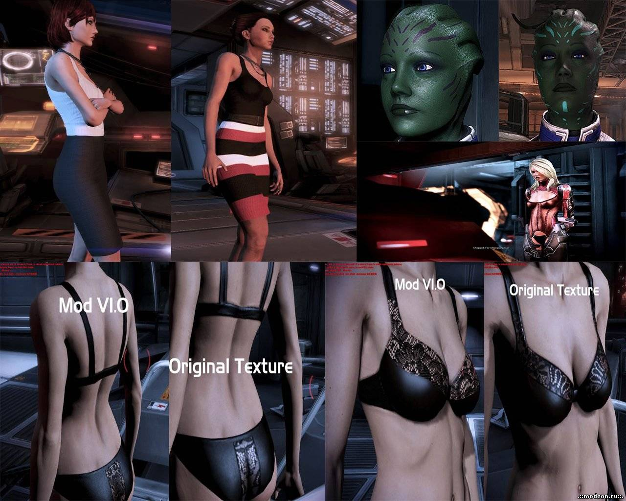 Mass effect nude texmod adult pictures